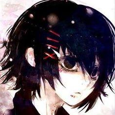 Black Hair Juuzou