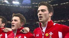 """Welsh National Anthem - I may be 6000 miles away, but """"home"""" is where my heart truly is...."""