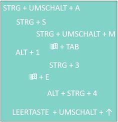 Office: Vergiß' die Maus! Shortcuts für noch mehr Produktivität 2 Minuten Lesezeit http://karrierenachmass.de/shortcuts-vergiss-die-maus/