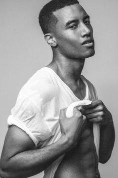 Jalen Mickey at Chosen Models by Tarrice Love