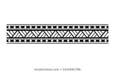 Tribal Armband Tattoo, Aztec Tribal Tattoos, Tribal Shoulder Tattoos, Armband Tattoo Design, Mens Shoulder Tattoo, Polynesian Tattoos Women, Polynesian Tattoo Designs, Maori Tattoo Designs, Inner Bicep Tattoo