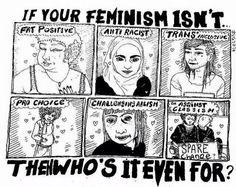 Rad feminism comic!