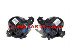 2013-2015 Nissan Altima Sedan Complete Fog Light Lamp Switch Harness Kit OEM NEW - 2014 Nissan Altima (999F1UZ000)