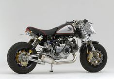 Honda Super Monkey Bike!