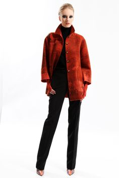 Ralph Rucci | Fall 2012 Ready-to-Wear Collection | Style.com