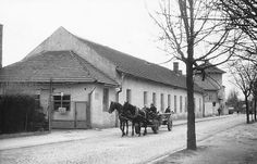 Fragment fabryczki przy Pułaskiego