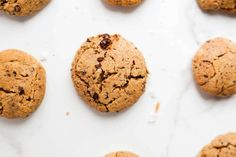 Dark Chocolate Almond Butter Cookies Recipe by @draxe