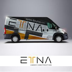 Designs | Create a creative van wrap for a modern architecture and construction…