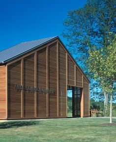 Solebury School Abbe Science Center | Studio Hillier | Archinect: