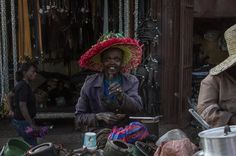 Good job Photo by Cesar Suarez . A metal worker can not hide the happiness for receiving payment from his work. -- National Geographic Your Shot