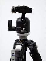 Light, economic and robust tripod capable to handle my d300s (with battery grip and 18-200 lens up).