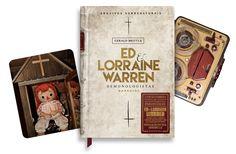Na DarkSide Books | ED & LORRAINE WARREN: DEMONOLOGISTAS - Cantinho da Leitura