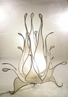 rice paper lamp - Dasca