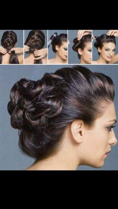How to hair, enjoy!