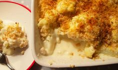 How to cook perfect cauliflower cheese
