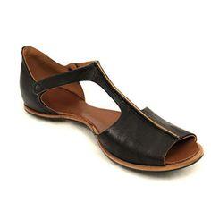 Vintage Black Flat Peep Toe Slip-on Sandals Plus Sizes – lalasgal Black Flats, Black Sandals, Pretty Sandals, Leather Sandals, Peep Toe Flats, Chunky Heel Pumps, Flip Flop Shoes, Cute Shoes, Comfy Shoes