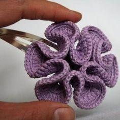 Looks like hyperbolic crochet - see here http://www.theiff.org/oexhibits/oe1e.html and here http://whipup.net/2006/04/12/crochet-maths/ ༺�œ�ƬⱤ�ƒ� http://www.pinterest.com/teretegui/�œ�༻