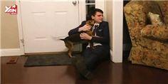 Cảm động với chú chó mừng chủ sau 2 năm xa cách
