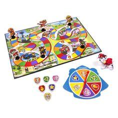 "Nickelodeon Paw Patrol Adventure Board Game with Bonus Marshall Figure - Spin Master - Toys ""R"" Us"