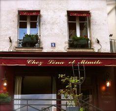 Chez Léna et Mimile, Paris