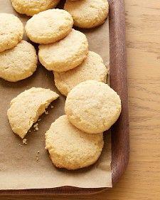 Cornmeal-Cherry Cookies   Recipe   Cookies, Cherries and Cherry ...
