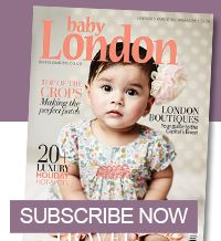 Baby and Toddler Show, Bluewater 19th – 21st April, exclusive show offers  Baby London (E30) Subscribe to Baby London maagazine at the show for just £10 and receive a £20 JoJo Maman Bebe gift voucher plus a luxury goody bag with free gifts, drinks and snacks!