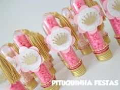 ideas decoracion princess pink and gold tubetes da princesa Royal Baby Party, Royal Theme Party, Gold Birthday Party, Baby Girl Birthday, Birthday Parties, Baby Shower Princess, Princess Party, Crown Party, Ballerina Party