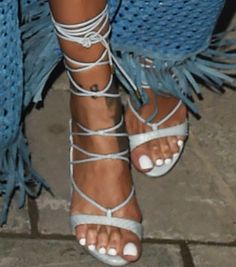 """Riri"" sandals by DSquared2"
