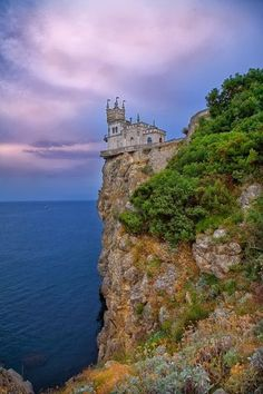 The Swallow's Nest, castle in the Ukraine