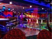 Club 02 aboard the Carnival Dream
