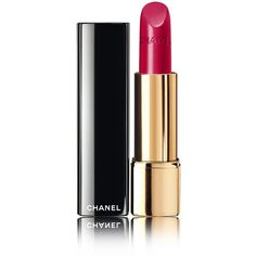 CHANEL ROUGE ALLURE Luminous Intense Lip Colour (125 BRL) ❤ liked on Polyvore featuring beauty products, makeup, lip makeup, lipstick, beauty, lips, chanel and chanel lipstick