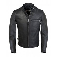 Schott 141 Cafe Racer Jacket at RevZilla.com