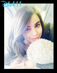 "Photo: Sofia Carson Heading To Canada To Work On ""Descendants"" May 8, 2014"
