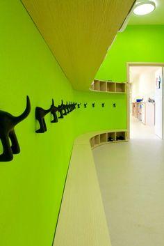 Massimo Adiansi Nursery - locker room