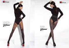 Adrian Kinga | Kaia -20/40 Denier Thickness  #Adrian #FashionTights
