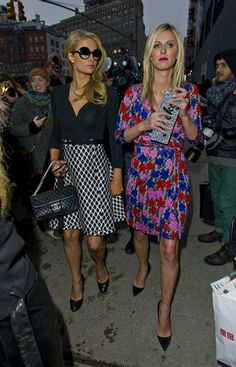 Paris Hilton Nicky Hilton DFV