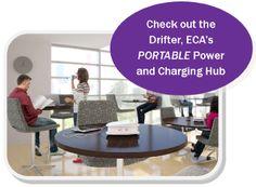 ECA | Drifter with power + USB