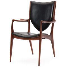 Dining Chairs by Vladimir Kagan