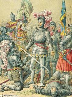 Le roi François Ier