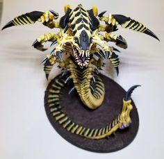 Warhammer 40k Tyranids, Warhammer 40000, Tau Empire, Carapace, Warhammer 40k Miniatures, Fun Hobbies, Paint Schemes, Toy Soldiers, Tabletop Games