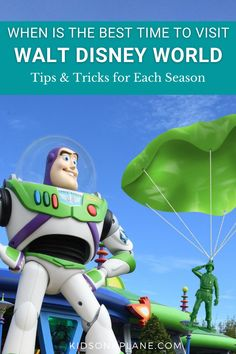 When Is The Best Time to Go to Walt Disney World - Pros Cons and Tips for Each Season