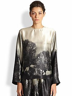 Stella McCartney - Silk Blouse