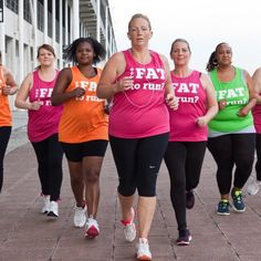 Need motivation to start your 2016 off right? Find a walking or running group to keep you motivated. You got this Lola girls. #lolagetts #toofattorun #love#running #plussize #activewear#qualityoverquantity #motivation