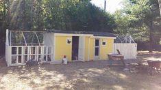 Chicken Coops Plus Runs Pallet Garden Coops Pallet Huts, Cabins & Playhouses