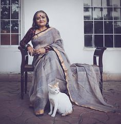 Evolving through the centuries, the saree finds a new voice that echoes the…