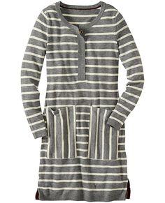 Merino Pocket Dress from #HannaAndersson.