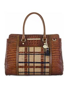 310196323dc4 Brahmin Finley Carryall Canterbury Collection