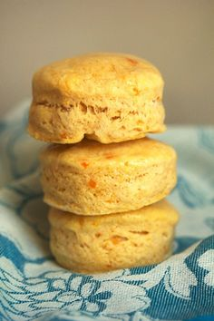 Spiced Sweet Potato Biscuits