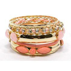 (http://jboshandbags.com/gold-stone-stackable-bangle-bracelet/)