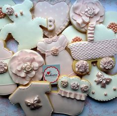Cookieria By Margaret: Baby Cookies...